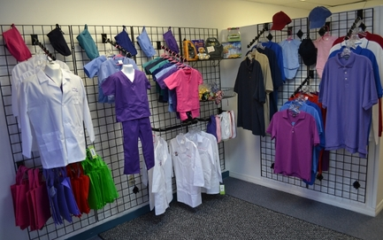 Kids Lab Coat Showroom